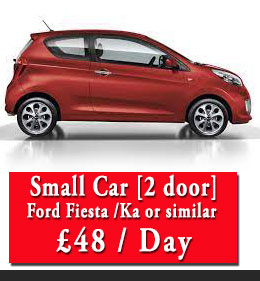 smallcar hire london